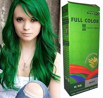 Haarfarbe grun auswaschbar