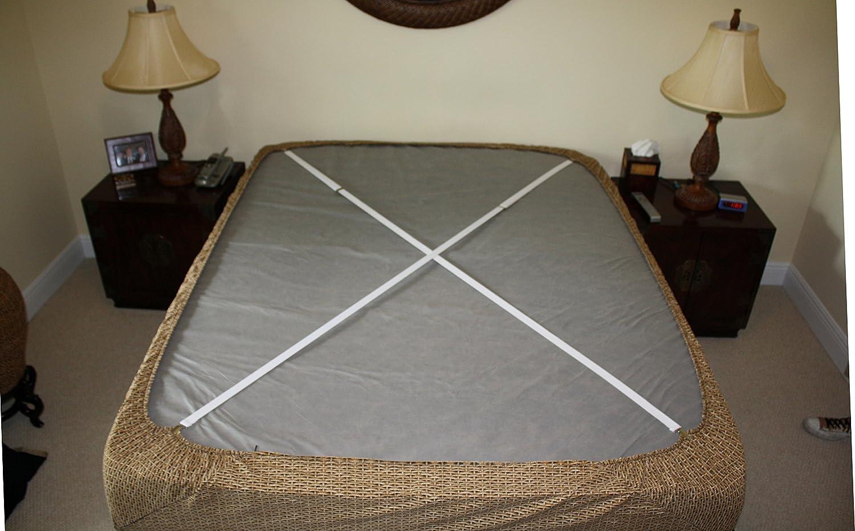 amazon com original sheet suspenders gripper fastener straps