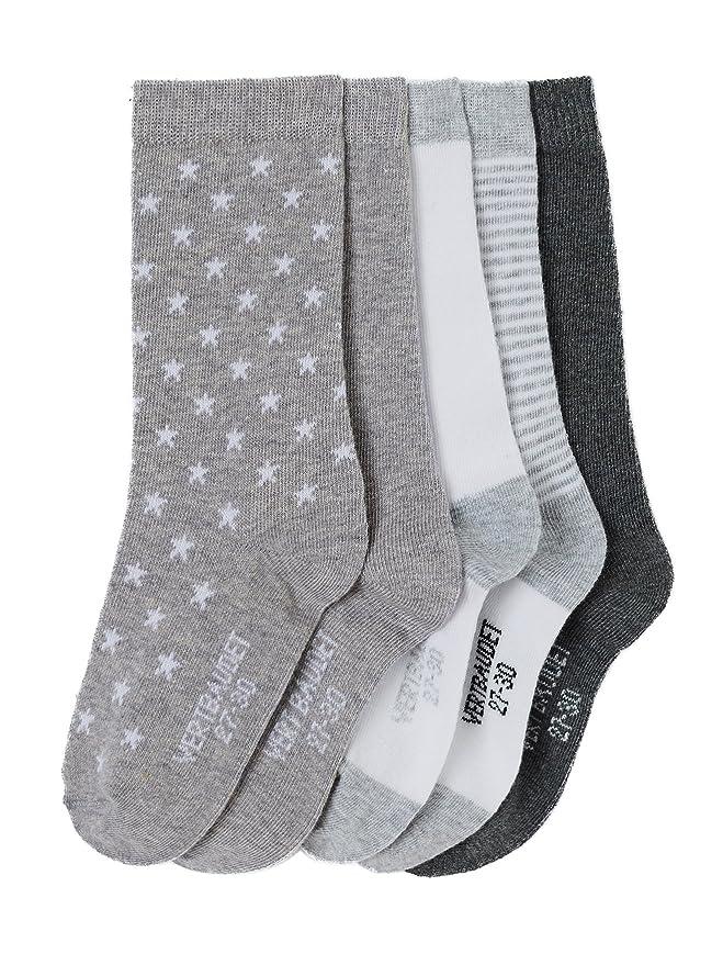 5e1e0313ad039 Vertbaudet Lot de 5 paires de chaussettes fille: Amazon.fr: Vêtements et  accessoires