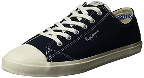 Pepe Jeans Tokio Suede, Zapatillas para Hombre: Amazon.es: Zapatos y complementos