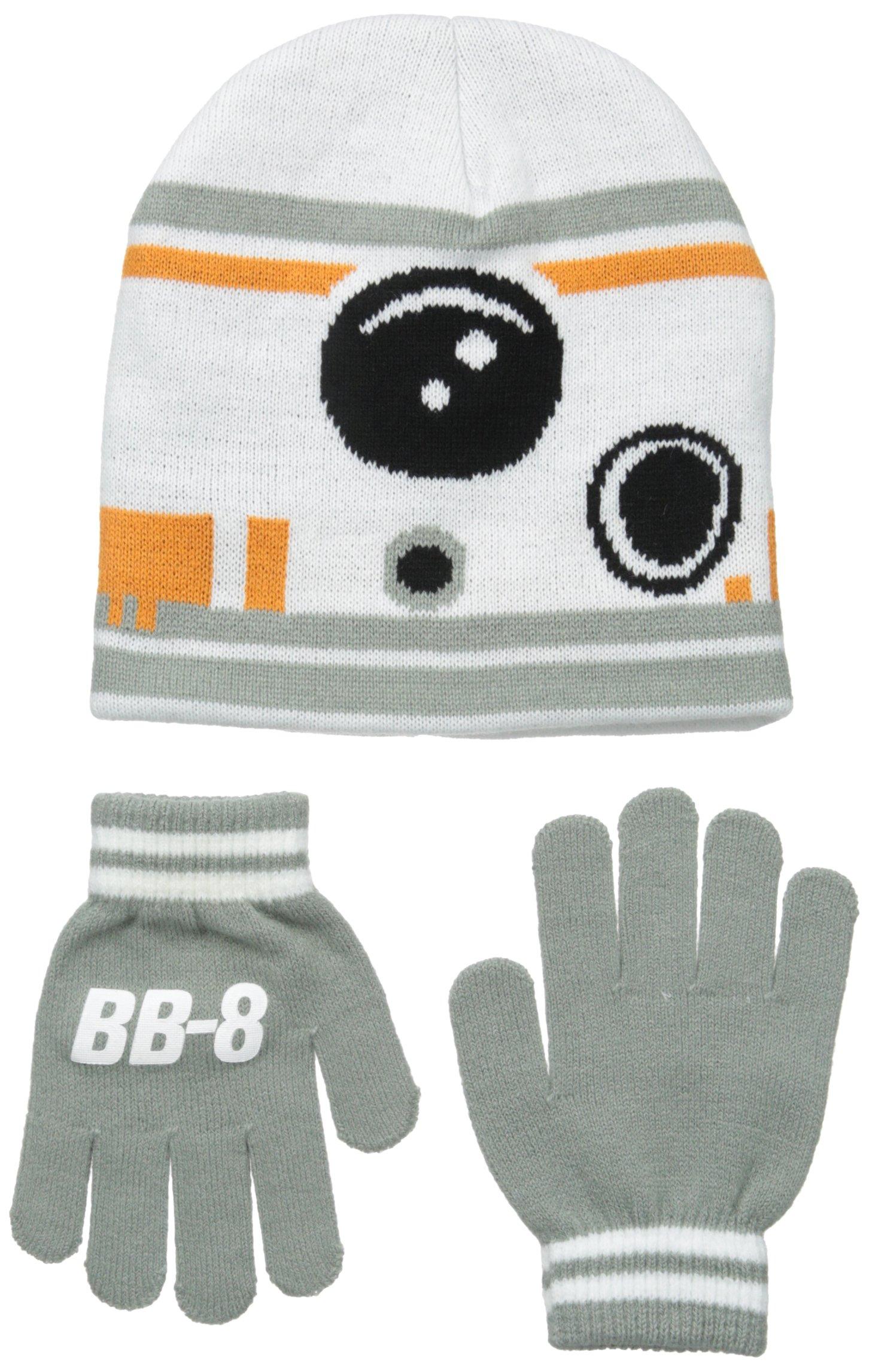 Star Wars  BB-8 Winter Beanie & Glove Set