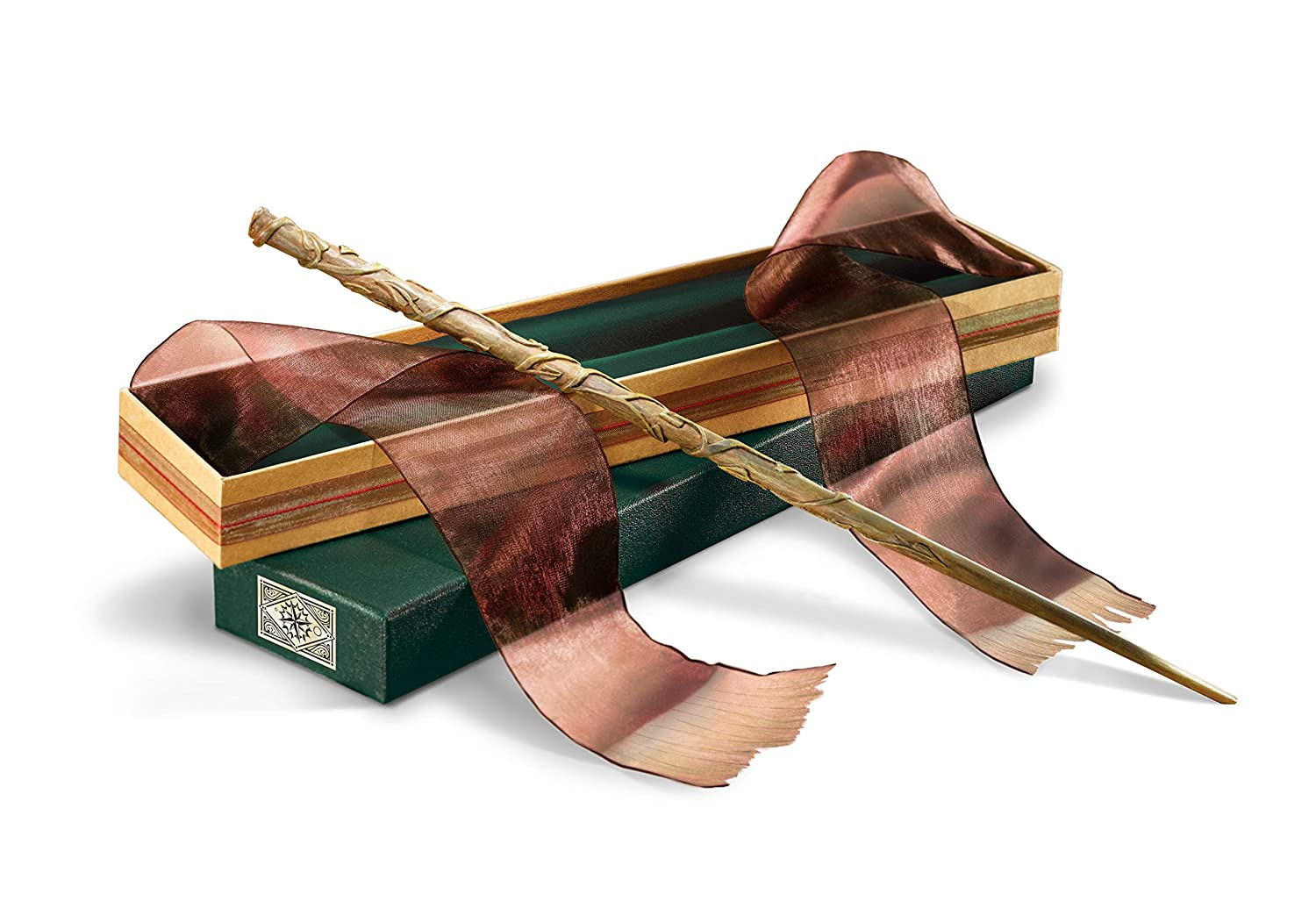 Hermione Granger's Wand with Ollivanders Wand Box
