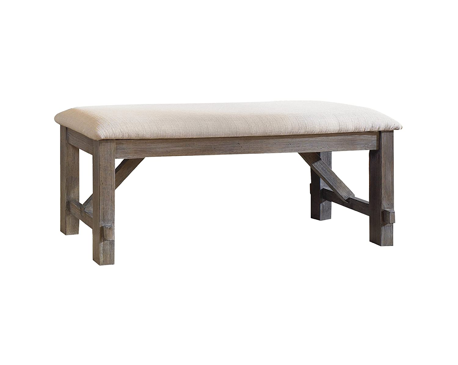 Amazon.com - Powell Turino Dining Bench - Table Benches
