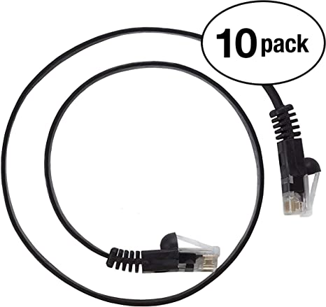 Professional Series InstallerParts Ethernet Cable CAT6 Cable UTP Booted 35 FT White 10Gigabit//Sec Network//High Speed Internet Cable 550MHZ