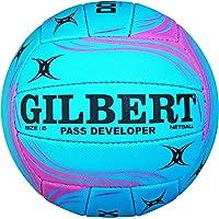 Gilbert Pass Developer Balón de la Mujer, Azul/Rosa