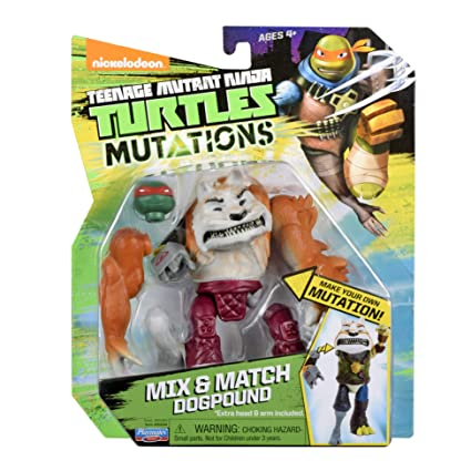 Amazon.com: Teenage Mutant Ninja Turtles Mix & Match ...