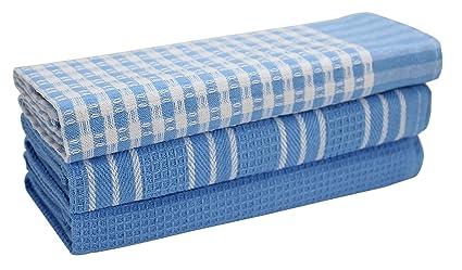 Lifaith Classic Kitchen Towels 100 Natural Cotton The