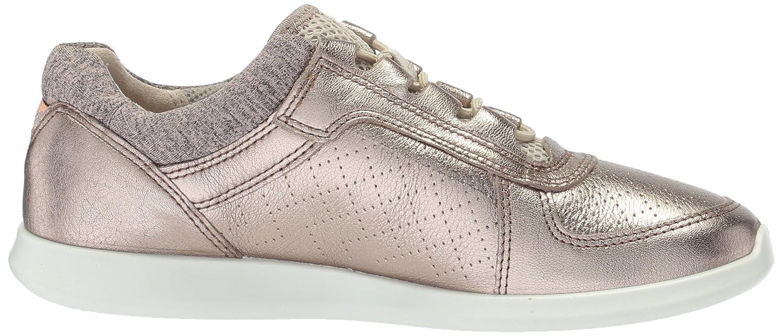 ECCO Women's Sense Toggle Fashion Sneaker B0713QDQ6N 40 EU/9-9.5 M US|Warm Grey