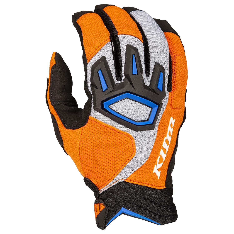 Dakar Glove LG Orange - Blue