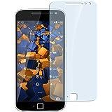 mumbi Panzerfolie für Motorola Moto G4 Plus Glasfolie Hartglas 9H