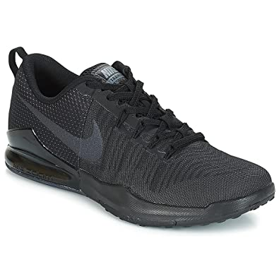 half off c2a5b a8a51 Nike Zoom Train Action, Sneakers Basses Homme, Multicolore (Black MTLC  Hematite