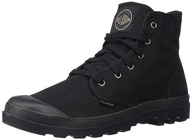 5f167a26631 Amazon.com  Palladium Men s Pampa Hi Canvas Boot  Shoes