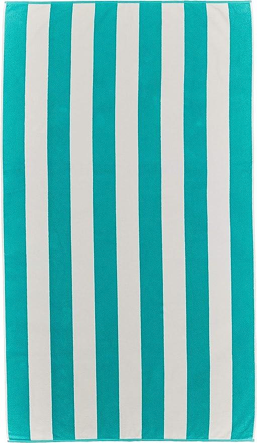 40X72 AF-1474 Dohler Marine Stripe Pool Towel
