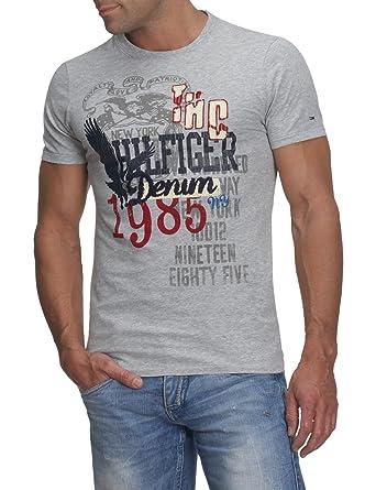 3b28678aadc2 Tommy Jeans Hilfiger Denim SlimFit Eli cn tee s s 1956217391 Herren Shirts T