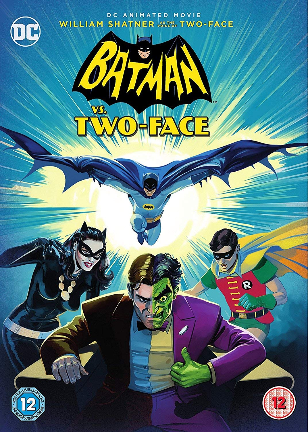 Amazon.com: Batman Vs. Two Face [DVD] [2017]: Movies & TV