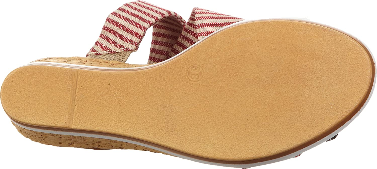 Tamaris Womens Low multi-coloured Mehrfarbig (RED COMB 597) Size: 6:  Amazon.co.uk: Shoes & Bags