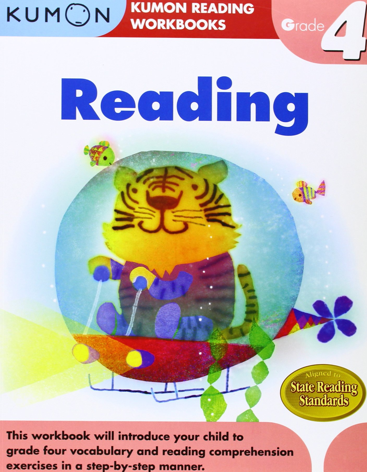 Grade 4 Reading (Kumon Reading Workbooks): Kumon Publishing ...