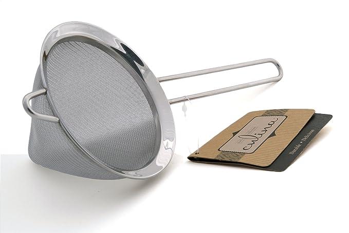 Amazon.com: Culina Colador cónico, 12,7 cm), Casual ...