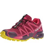 SALOMON Women's Speedcross 4 Gore-Tex Trail Running Shoes