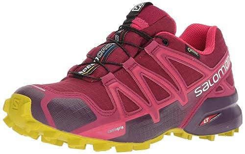 0a13f868c7282 Salomon Speedcross 4 Gtx W Scarpe da Trail Running Impermeabili Donna