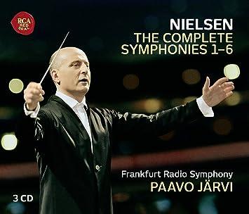 ニールセン:交響曲全集