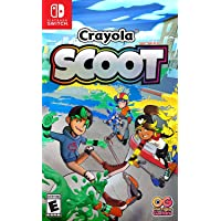 Deals on Crayola Scoot for Nintendo Switch