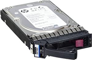 HP 507614-B21 Hard Drive - 1TB - 7200rpm - SAS 600 - Serial Attached SCSI - 3.5-Inch - Internal