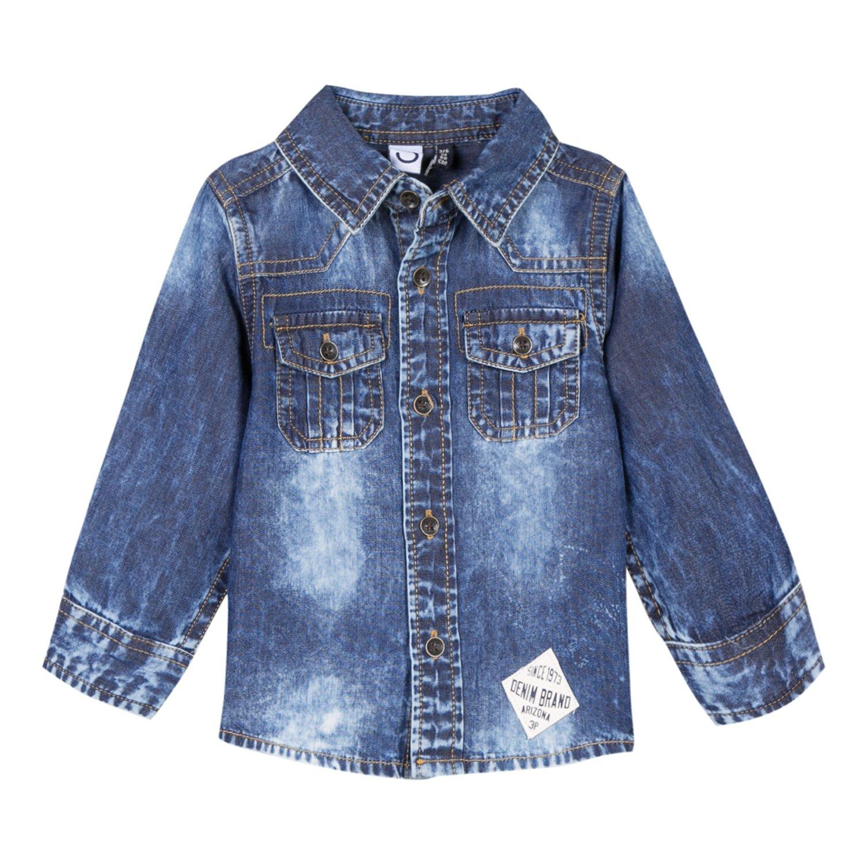 3 Pommes Baby Boys' Shirt 3L12023