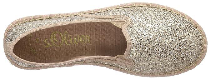 1a929d53fd69 s.Oliver Damen 24220 Espadrilles  Amazon.de  Schuhe   Handtaschen