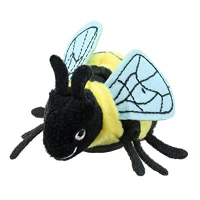The Puppet Company Bee Finger Children Toys Puppets,: Toys & Games