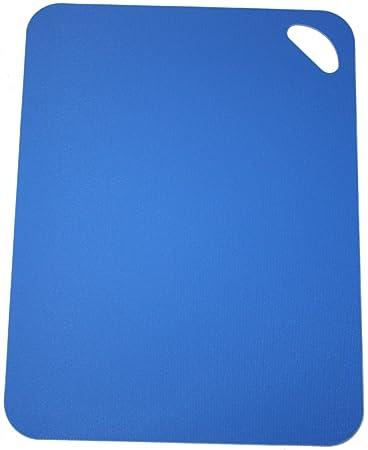 flexible schneidunterlage 38x29x0,2cm blau: amazon.de: küche ... - Schneidunterlage Küche