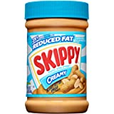 Skippy Reduced Fat Creamy Peanut Butter Spread, 16.3 Ounce