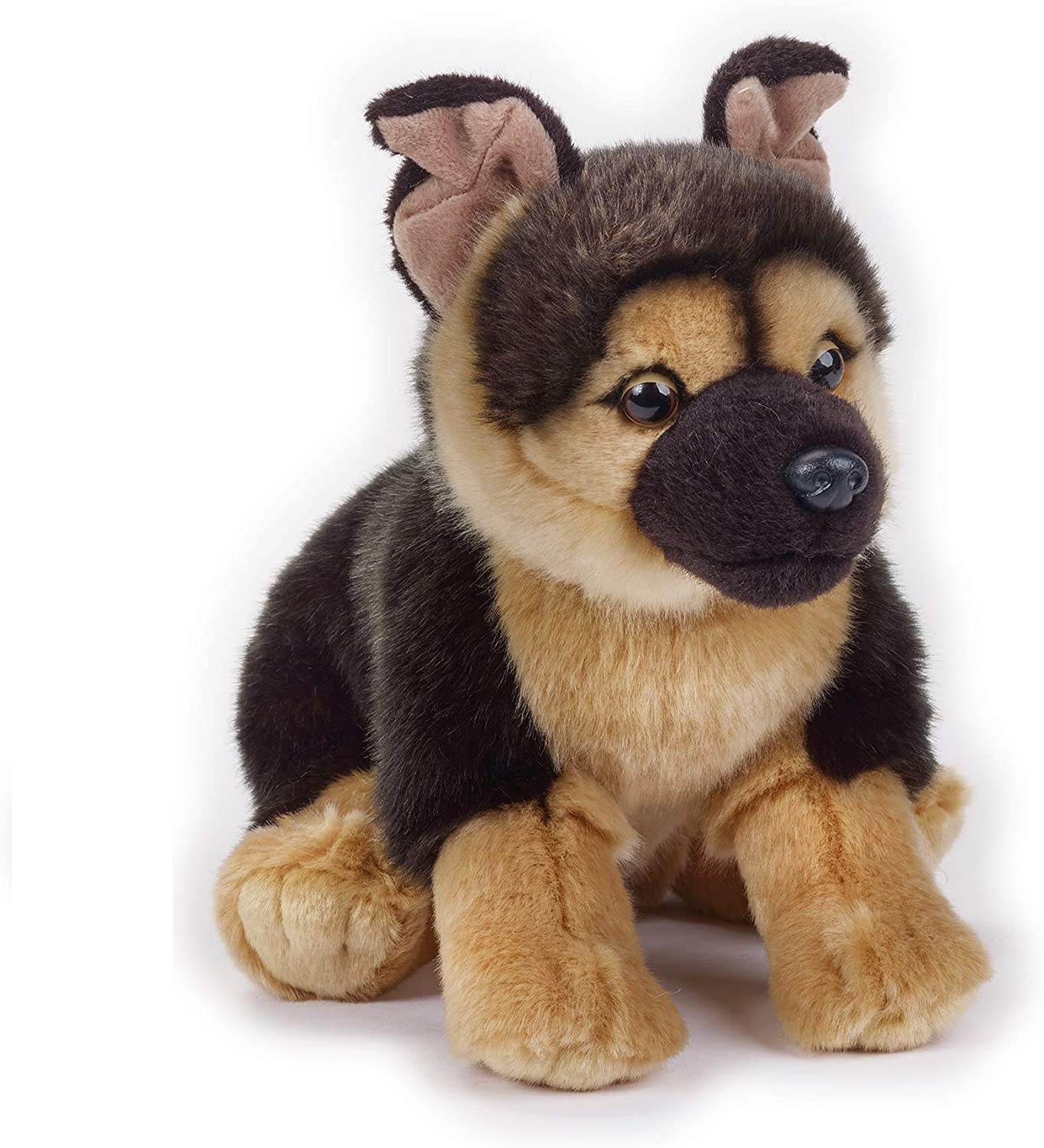 Amazon Com National Geographic Lelly German Shepherd Sitting Toys Games