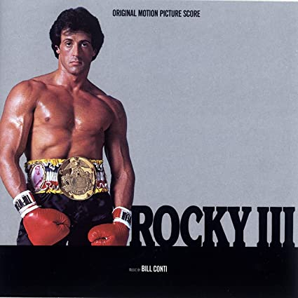 colonna sonora rocky numero