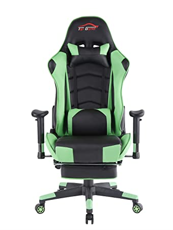 Computer Gamestühle Videospiel Für Top Gamer Stuhl Gaming Green Pc Fl3T1cKJ