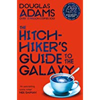 The Hitchhiker's Guide to the Galaxy: Hitchhiker's Guide to the Galaxy Book 1: 42nd Anniversary Edition