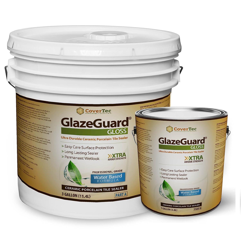 Amazon GlazeGuard Gloss Floor Wall Sealer for Ceramic