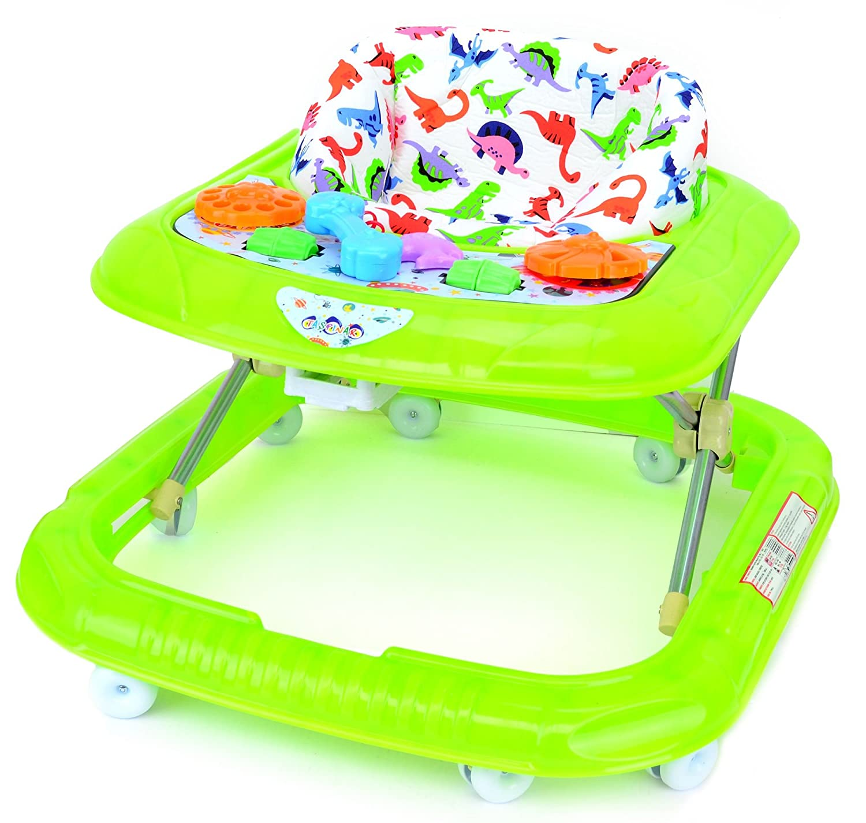 Coche De Bebé Los Caminantes Andador Babywalker Andador - Green ...