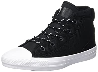 157527c, Unisex Adults Hi-Top Slippers Converse