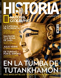 Historia National Geographic Nro. 176. Agosto 2018