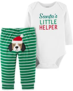 fa03c2f94 Amazon.com  Carter s Baby Boys  2 Pc Sets 119g104  Clothing