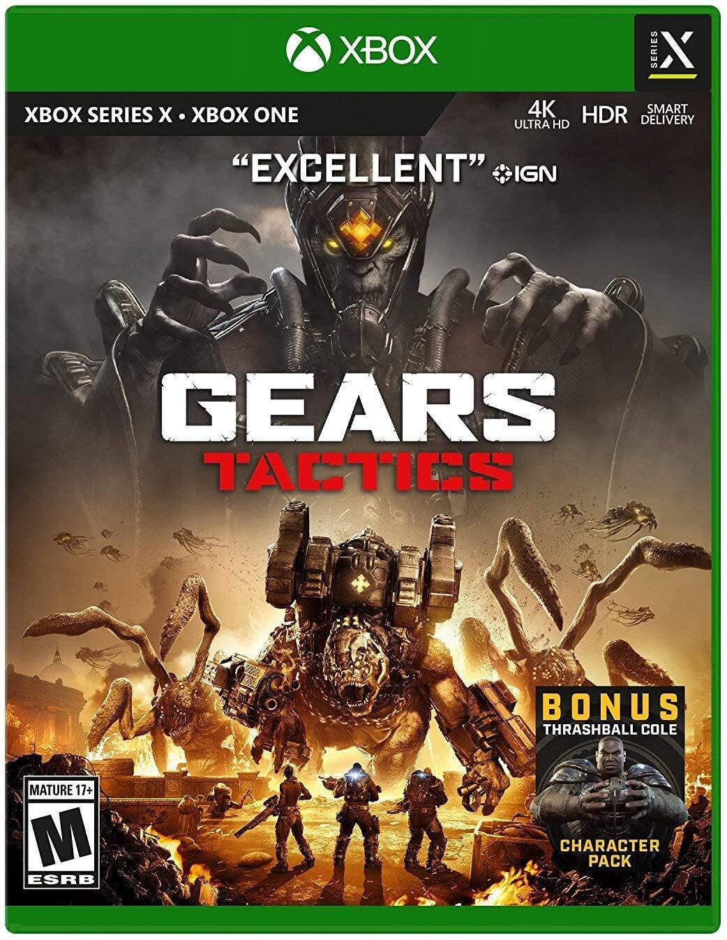 Gears Tactics - Xbox Series X xbox one