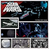 2021 Star Wars Wall Calendar