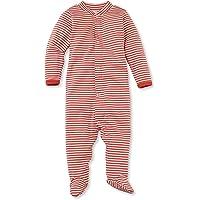 hessnatur Baby Mädchen und Jungen Unisex Schlafoverall aus Reiner Bio-Baumwolle
