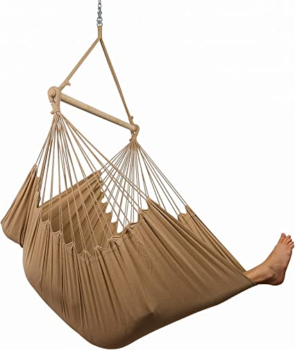 XXL Hammock Chair Swing - The Best Hammock Hanging Chair, Jumbo Size