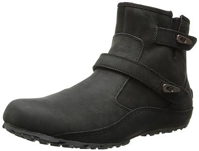 Black Merrell Womens Boots Haven Duo Waterproof