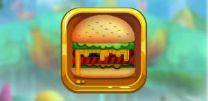 Burger Dash - Match 3 Game by Jelly Bunny Games