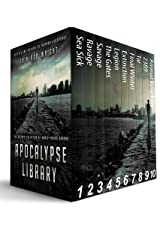 Apocalypse Library (10 books): The Ultimate Collection of World-Ending Horror Kindle Edition