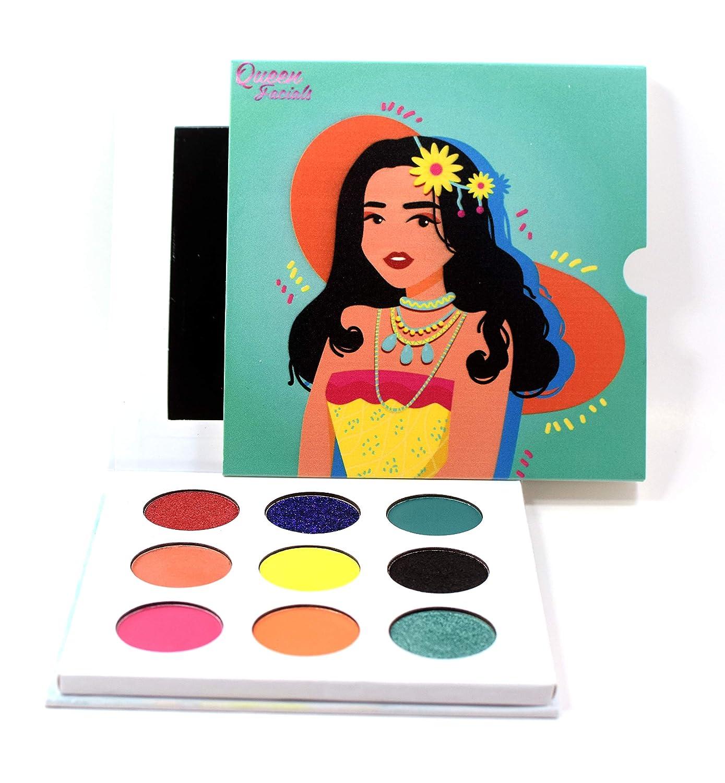 Belinda Eyeshadow Palette by Queen Facials