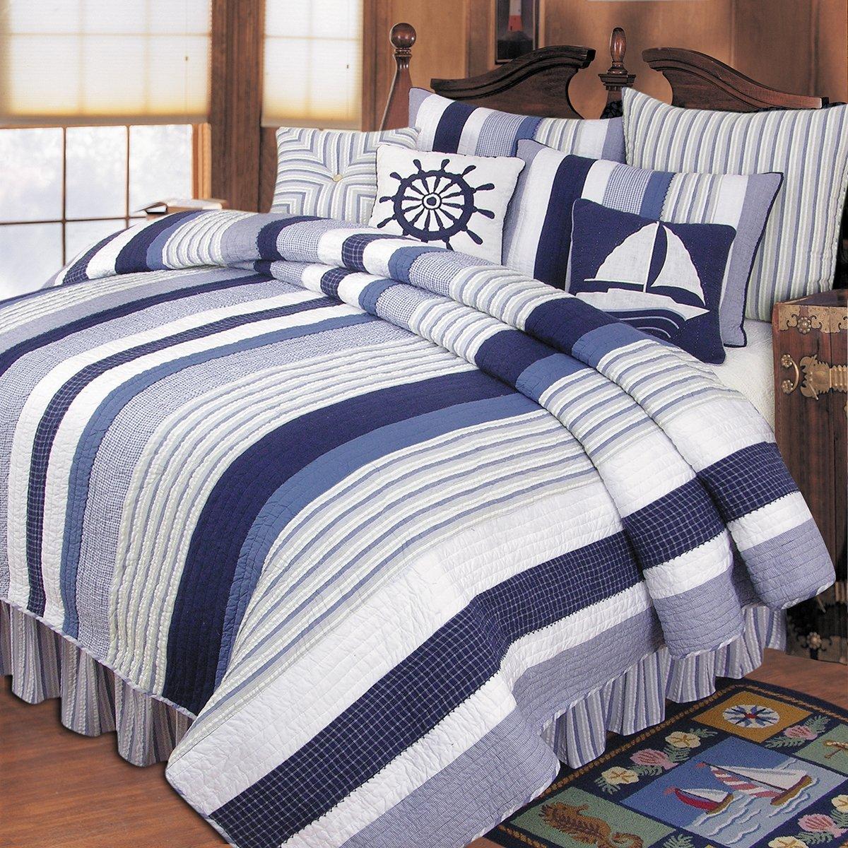 Nantucket Dream Quilt Collection, Full/Queen Quilt